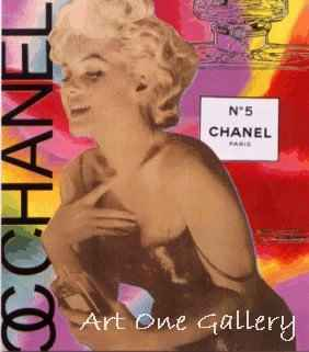 Steve Kaufman - Chanel-Marilyn.jpg